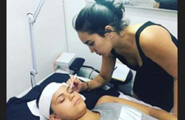 lash and brow tinting training